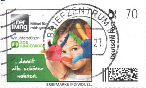 Stamp, Inter Living, Personalized & Private Mail Stamps,  , Children, Children's Play, Shops