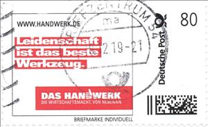Stamp, Das Handwerk, Personalized & Private Mail Stamps,  , Crafts, Letters (Alphabet)