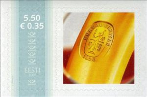 Stamp, Bureau Veritas, Personalized & Private Mail Stamps,  , Industry