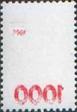 "Overprint ""400"" on definitive stamp №275«Abklatsch»"