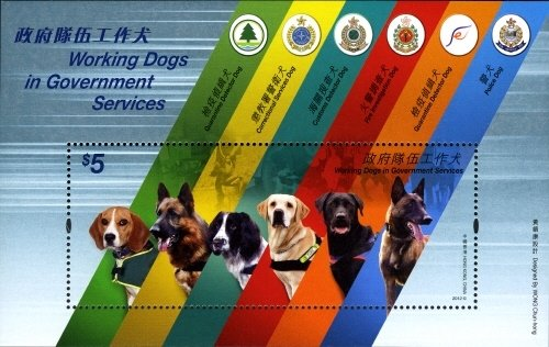 Working Dogs (Canis lupus familiaris) in Government Services