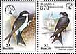 "Stamp ""A bird of the year"" – Martin+1 coupon"