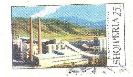 Cement Factory, Elbasan
