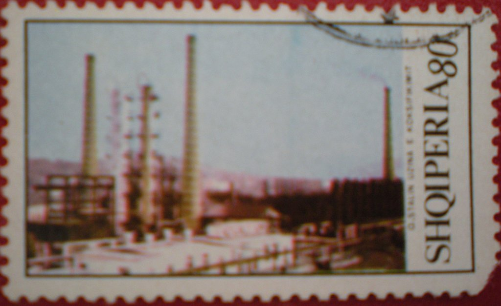 Coking Plant, Stalin City