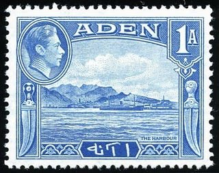 Harbour of Aden