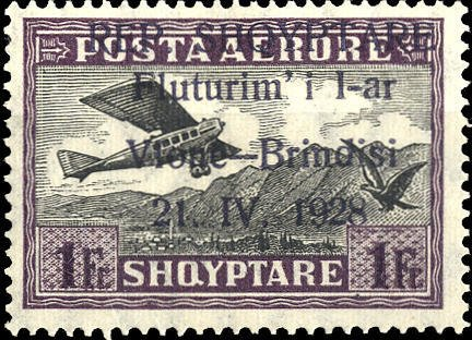 As No. 130 with Overprint