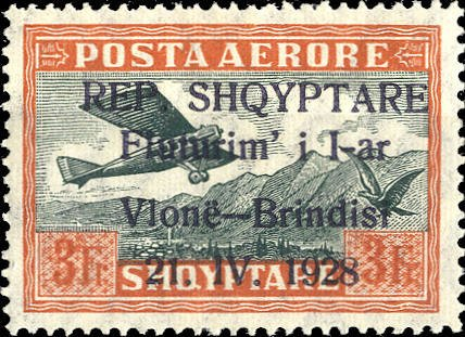 As No. 132 with Overprint