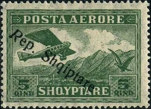 As No. 126 with Overprint