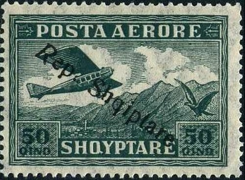 As No. 129 with Overprint