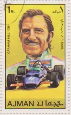 Norman Graham Hill (1929-1975), Great-Britain