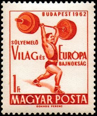 European Weight Lifting Championships