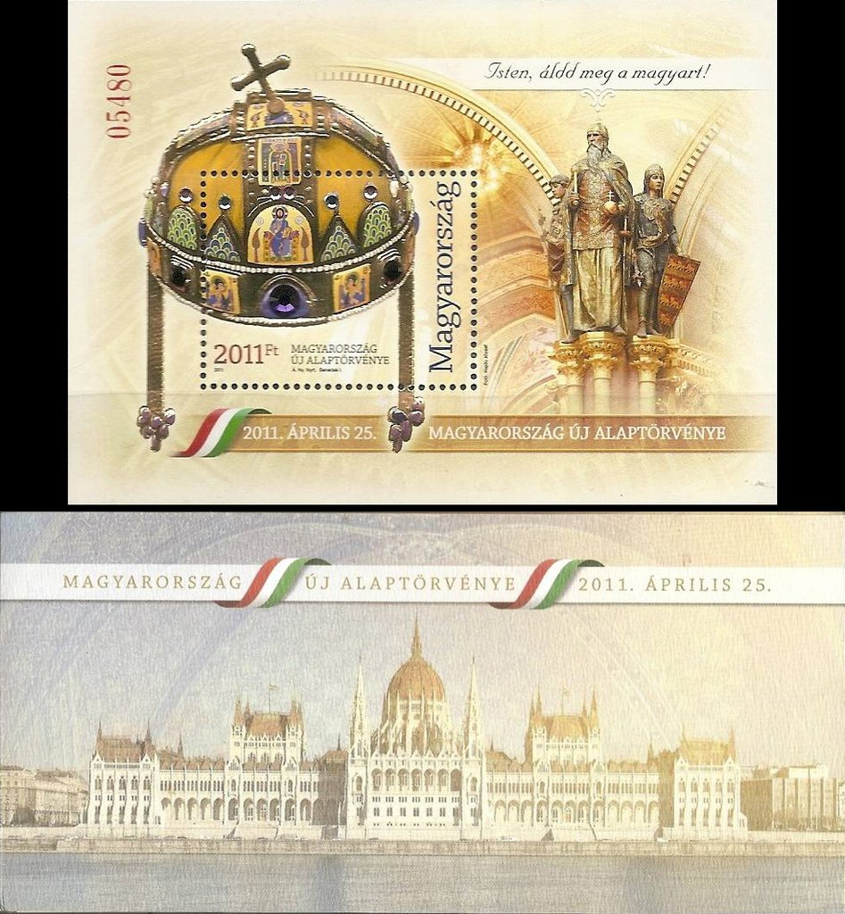 New Constitution of Hungary