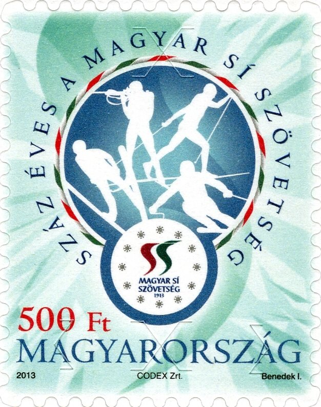 100 Years of Hungarian Ski Association