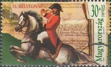 Postal Regulation, 250th anniv.