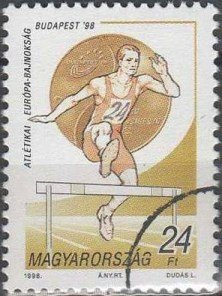 European Track and Field Championships, Budapest