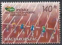 World Youth Track and Field Championships, Debrecen