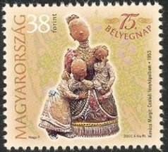 75th Stamp Day - Family Photo Album, by Margit Kovács