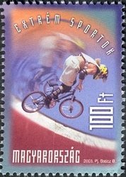 For Youth 2003 - Extreme Sports - freestyle BMX
