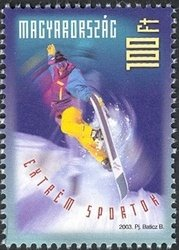 For Youth 2003 - Extreme Sports - snowboarding