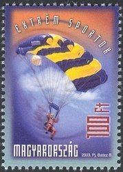 For Youth 2003 - Extreme Sports - parachuting