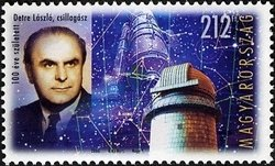 Centenary of the Birth of László Detre (astronomer)