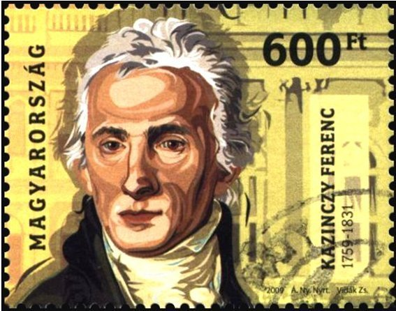250th Anniversary of Ferenc Kazinczy's Birth, from m/s