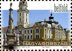 Your Own Pécs Stamp