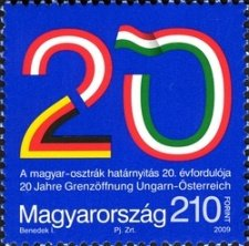 20th Anniv. of the Opening of the Hungarian-Austrian Border