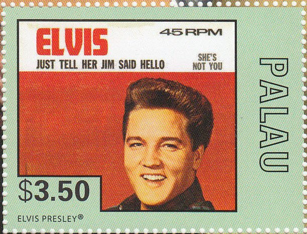 "Elvis Presley - ""She's Not You"""