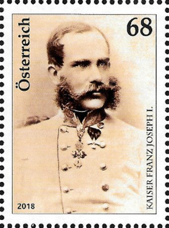 150 years District Commissions: Emperor Franz Joseph I