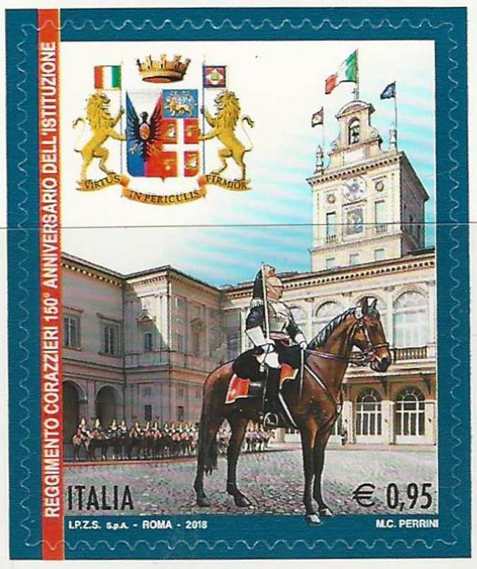 150th Anniversary of the Corazzieri Regiment