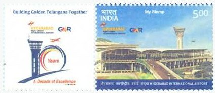 10th Anniversary of Hyderabad International Airport
