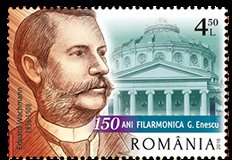 150th Anniversary of the Enescu Philarhomic Hall
