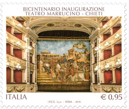 Bicentenary of the Marrucino Theater, Chieti