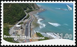 Reconnecting New Zealand after 2016 Earthquake