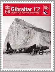 Centenary of the Royal Air Force