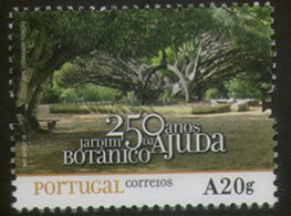 250th Anniversary of Botanical garden at Ajuda
