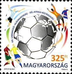 Football World Cup, South Africa 2010