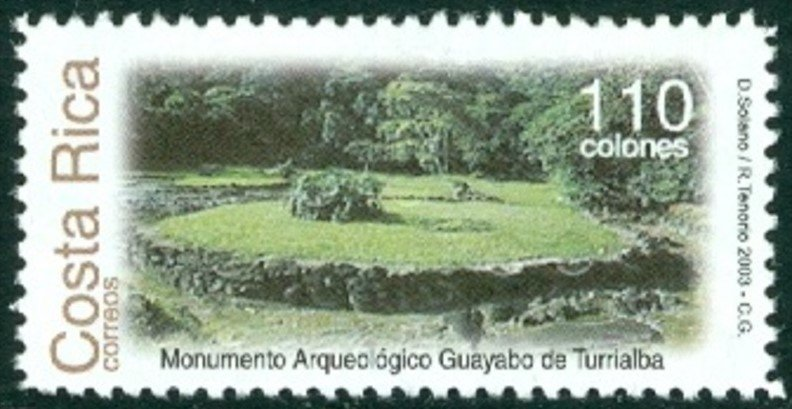 Guayabo de Turrialba Archaeological Monument