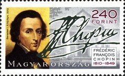 Bicentenary of birth of Frederic Chopin