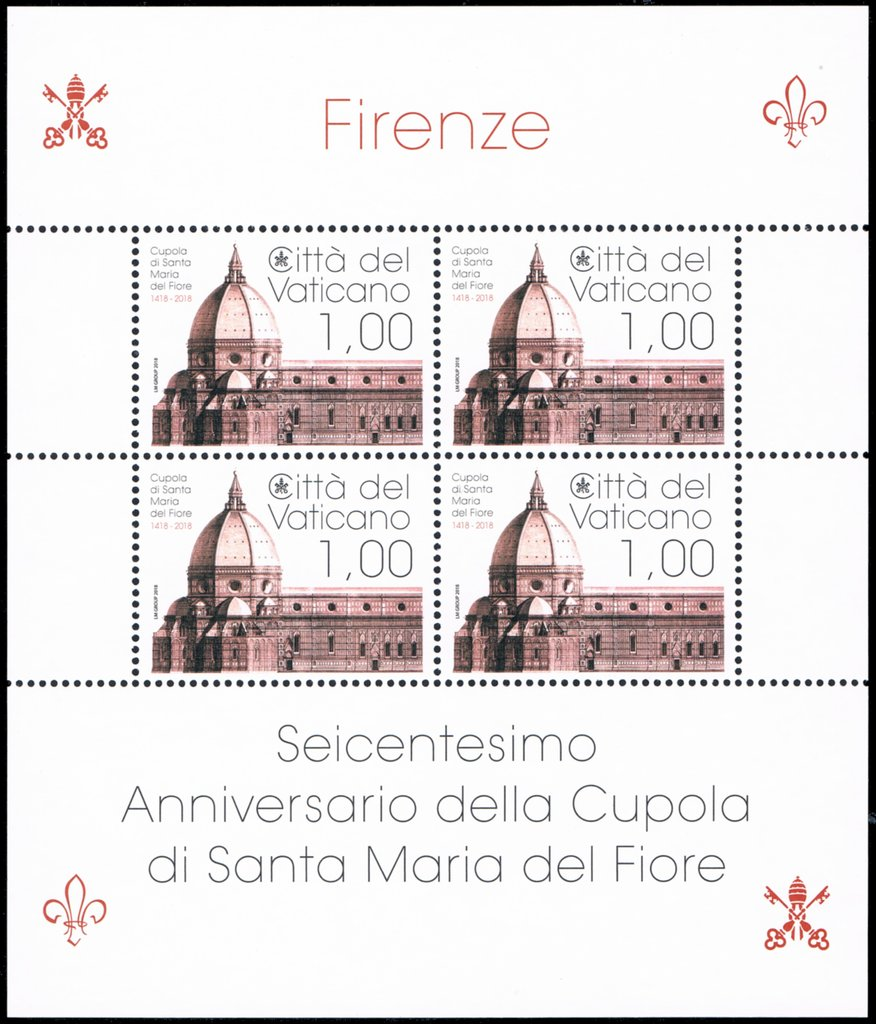 600th Anniversary of Dome of Santa Maria del Fiore