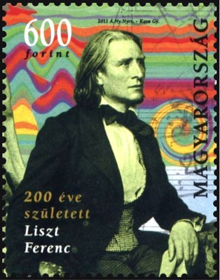 Bicentenary of Birth of Ferenc Liszt – from m/s