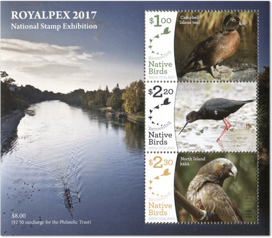 Royalpex 2017 National Stamp Exhibition, Hamilton