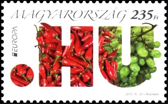Visit Hungary – Paprika, Grapes – from m/s