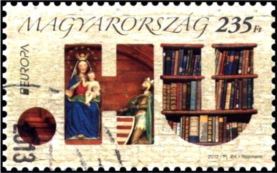 Visit Hungary – Virgin Mary, Books – from m/s
