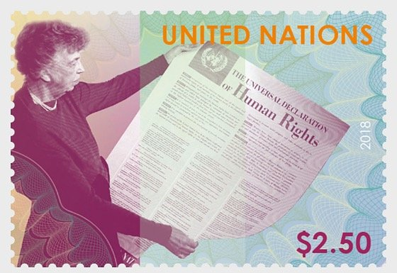 Eleanor Roosevelt & Universal Declaration of Human Rights