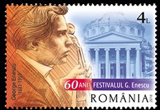 60th Anniversary of the Enescu Festival