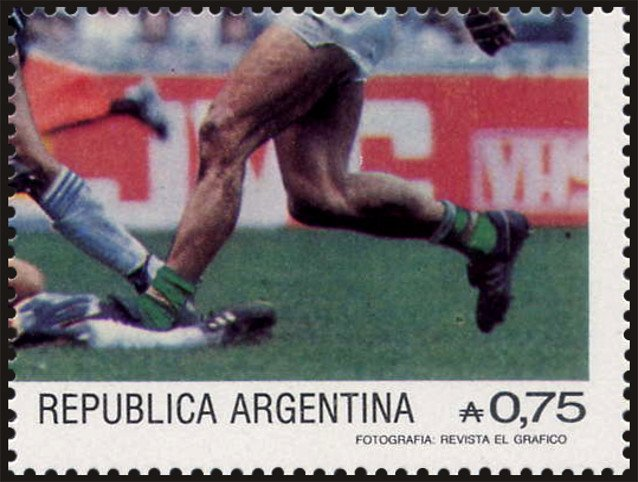 Argentina against Germany