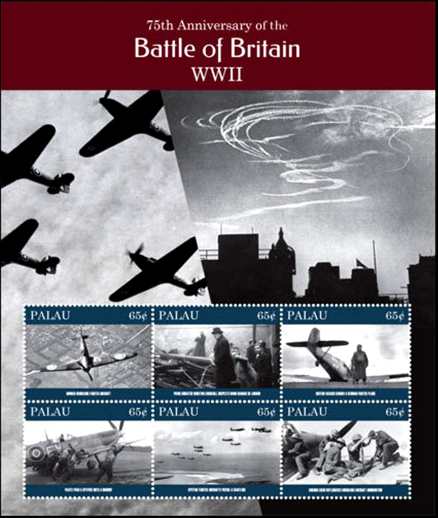 75th anniversary of the Battle of Britain