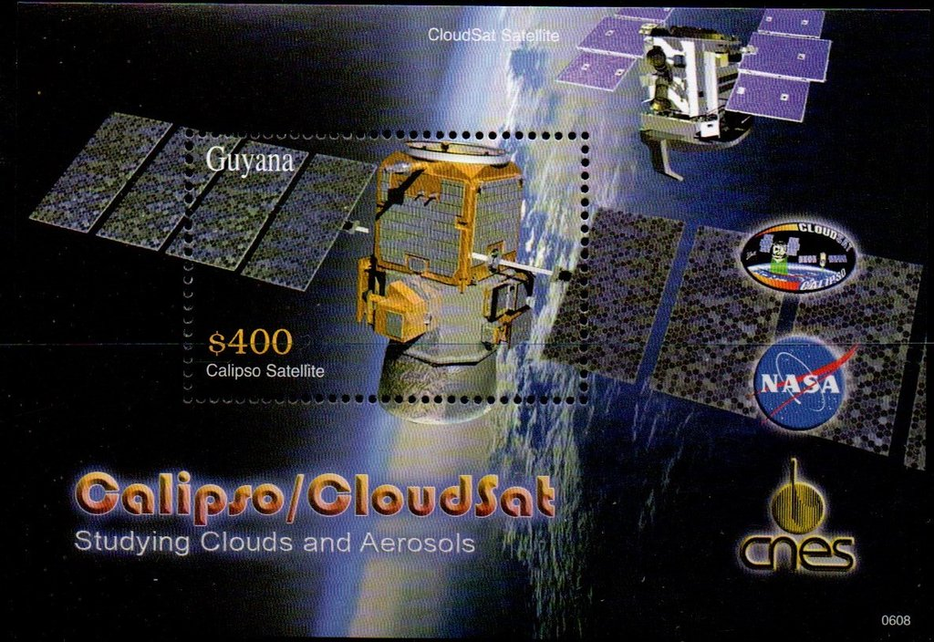 Calipso Satellite